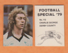 Derby County Charlie George England